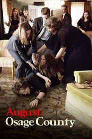 August: Osage County - movie with Julia Roberts.