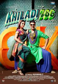 Khiladi 786 - movie with Mukesh Rishi.
