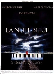 La note bleue - movie with Sophie Marceau.