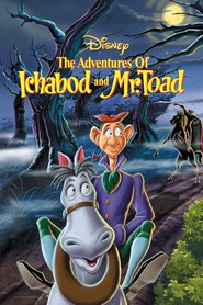 The Adventures of Ichabod and Mr. Toad - movie with Eric Blore.