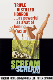Scream and Scream Again - movie with Peter Cushing.