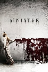 Sinister - movie with Ethan Hawke.