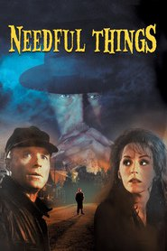 Needful Things - movie with Max von Sydow.
