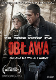 Oblawa - movie with Weronika Rosati.