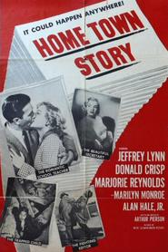 Home Town Story - movie with Donald Crisp.