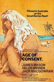 Age of Consent - movie with Helen Mirren.