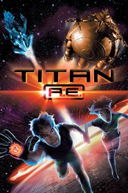 Titan A.E. - movie with Drew Barrymore.