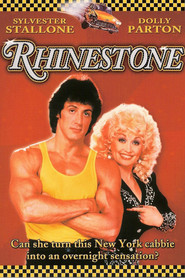 Rhinestone - movie with Sylvester Stallone.
