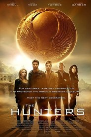 The Hunters - movie with Robbie Amell.