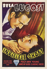 Invisible Ghost is the best movie in Bela Lugosi filmography.
