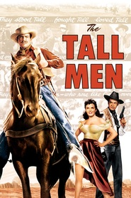 The Tall Men - movie with Robert Ryan.