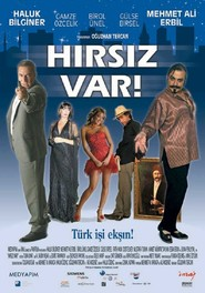 Hirsiz var! - movie with Ahmet Mumtaz Taylan.