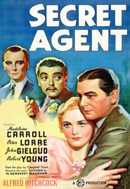 Secret Agent - movie with Peter Lorre.