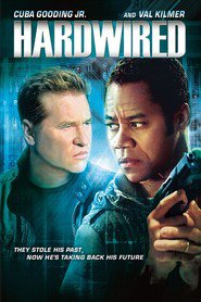 Hardwired - movie with Michael Ironside.