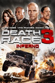 Death Race: Inferno is the best movie in Dougray Scott filmography.