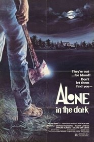 Alone in the Dark - movie with Donald Pleasence.