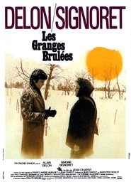 Les granges brulees - movie with Jean Bouise.