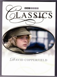 David Copperfield - movie with Simon Callow.