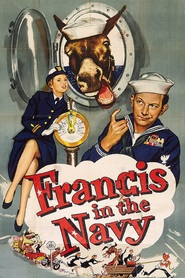 Film Francis in the Navy.