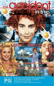 Mr. Accident is the best movie in Garry McDonald filmography.