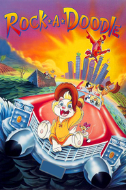 Rock-A-Doodle - movie with Christopher Plummer.