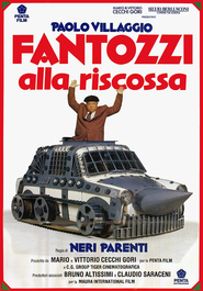 Fantozzi alla riscossa is the best movie in Paolo Villaggio filmography.