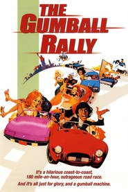 The Gumball Rally - movie with Ken Stott.