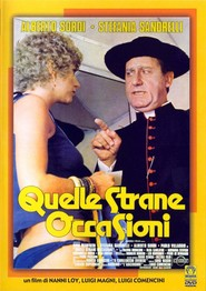 Quelle strane occasioni - movie with Paolo Villaggio.