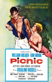 Picnic is the best movie in Betty Field filmography.