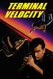 Terminal Velocity - movie with Charlie Sheen.
