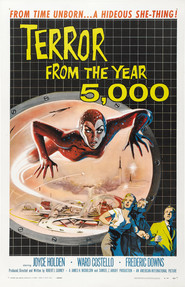 Terror from the Year 5000 is the best movie in Salome Jens filmography.