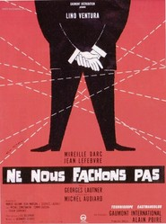 Ne nous fachons pas is the best movie in Jean Lefebvre filmography.