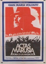 Actas de Marusia is the best movie in Patricio Castillo filmography.