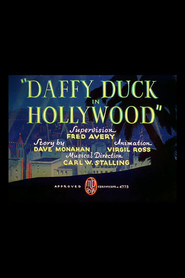 Daffy Duck in Hollywood - movie with Herman Bing.