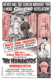 The Creation of the Humanoids - movie with David Cross.