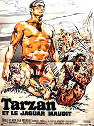 Tarzan and the Great River - movie with Mike Henry.