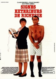 Signes exterieurs de richesse - movie with Josiane Balasko.