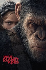 War for the Planet of the Apes - movie with Andy Serkis.