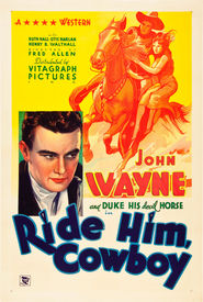 Ride Him, Cowboy is the best movie in Frank Hagney filmography.