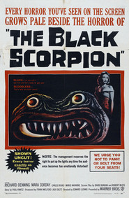 The Black Scorpion - movie with Fanny Schiller.
