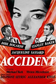 Accident - movie with Alexander Knox.