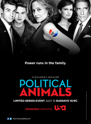 Political Animals - movie with Sebastian Stan.