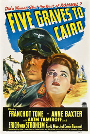 Five Graves to Cairo - movie with Peter van Eyck.