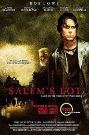 'Salem's Lot - movie with Rob Lowe.
