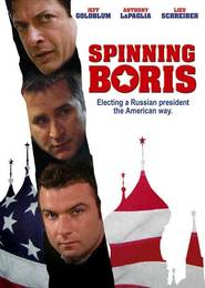 Spinning Boris is the best movie in Jeff Goldblum filmography.