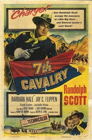7th Cavalry - movie with Michael Pate.