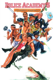 Police Academy 5: Assignment: Miami Beach - movie with George Gaynes.