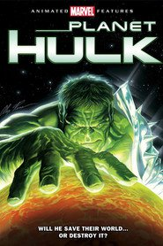Planet Hulk - movie with Kevin Michael Richardson.