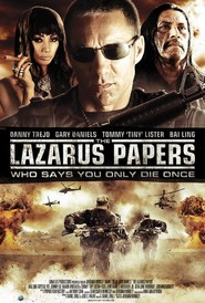 The Lazarus Papers - movie with Danny Trejo.