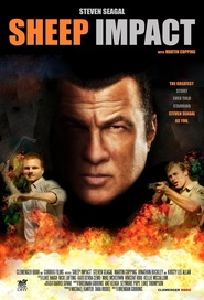 Sheep Impact - movie with Steven Seagal.